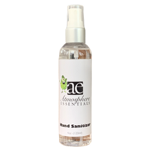 Load image into Gallery viewer, 4oz AE Hand Sanitizer Spray - 80% Alcohol