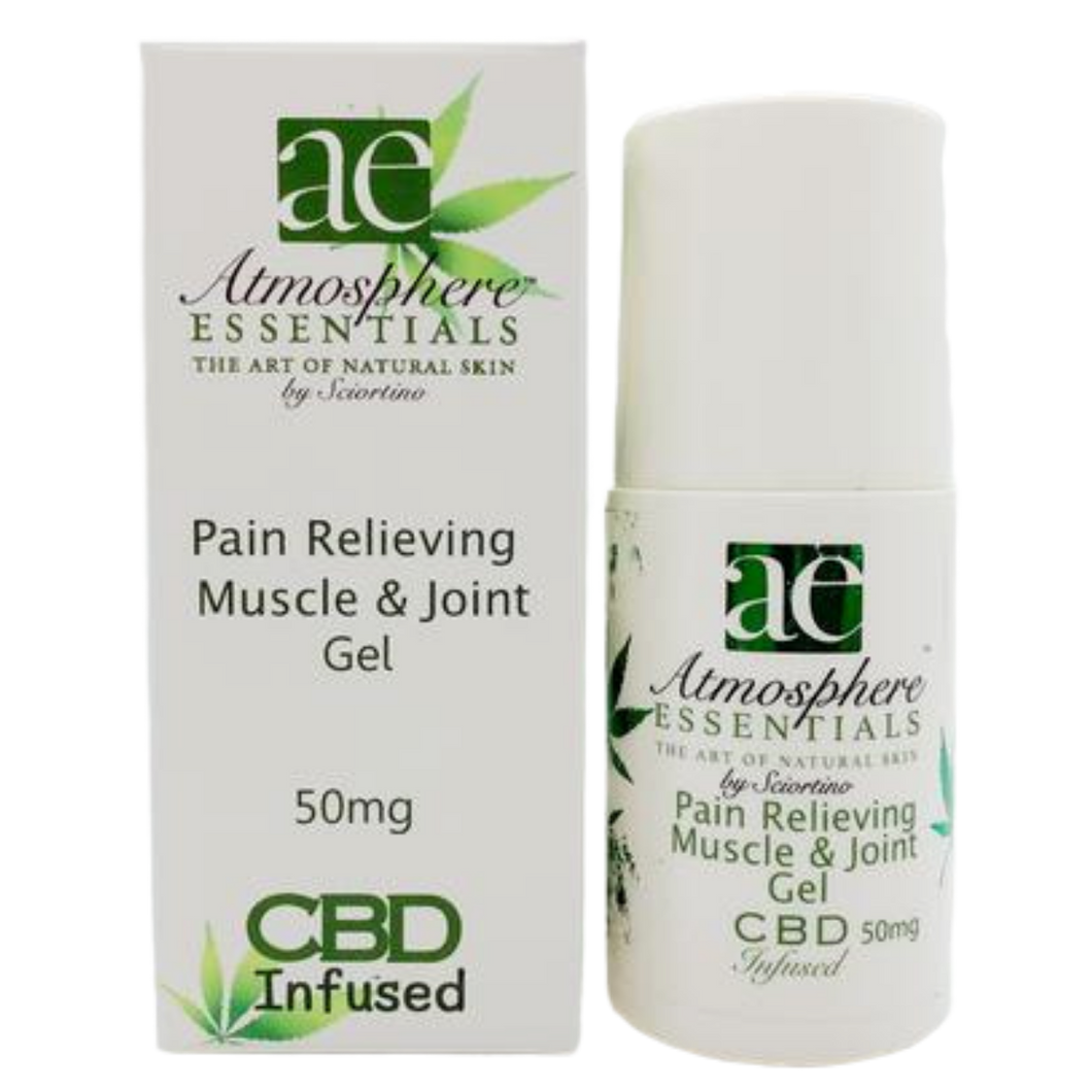 Pain Off CBD Roll-On Gel