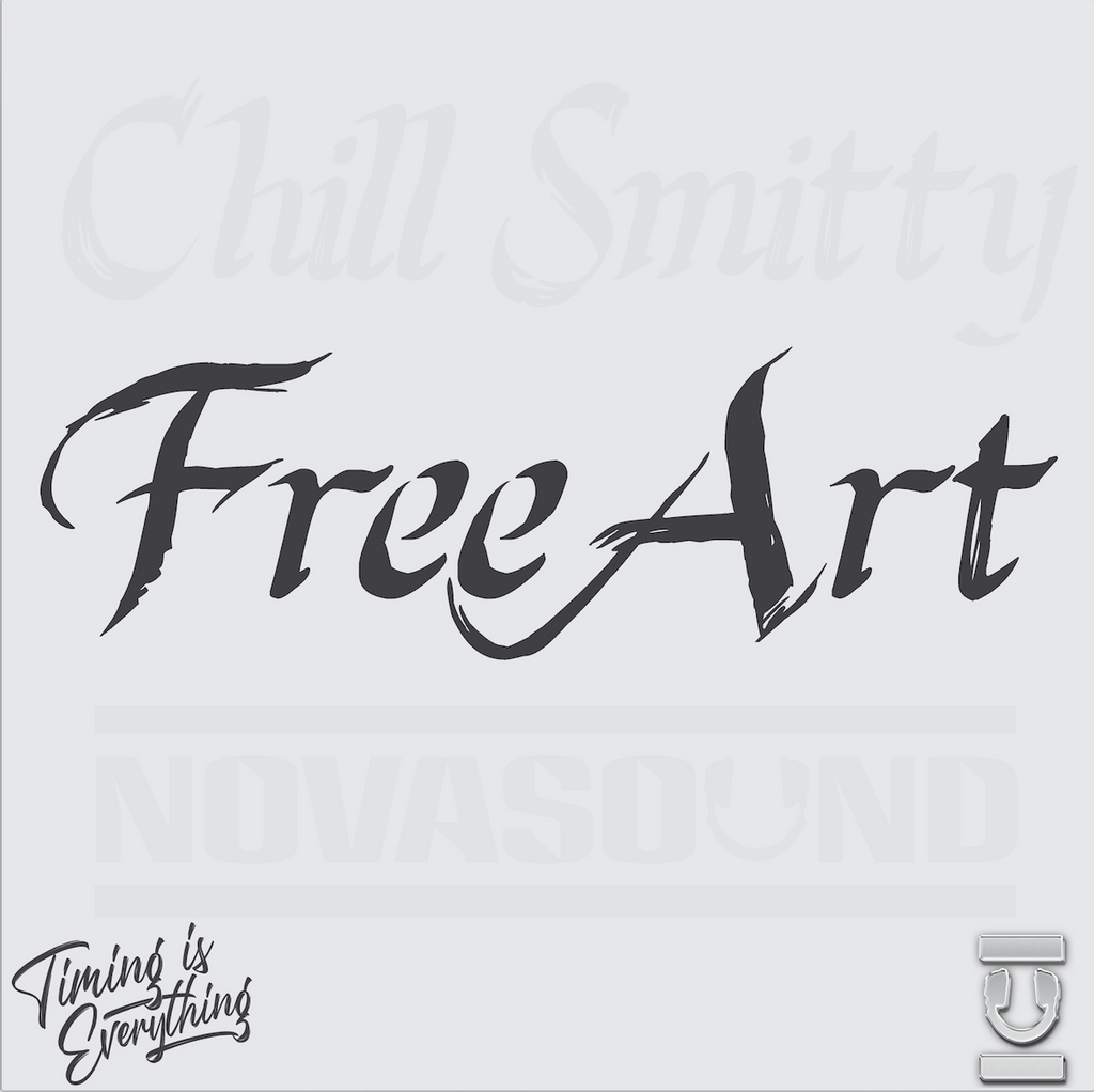 "Nova Sound and Chill Smitty releases ""Free Art CSB"" Sound Kit + Free Instrumental"