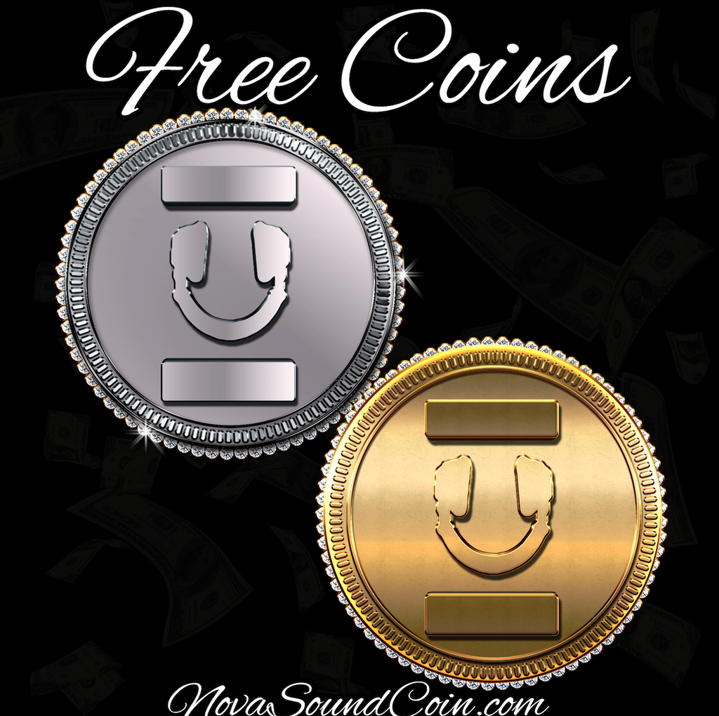 Nova Sound Presents Free Coins