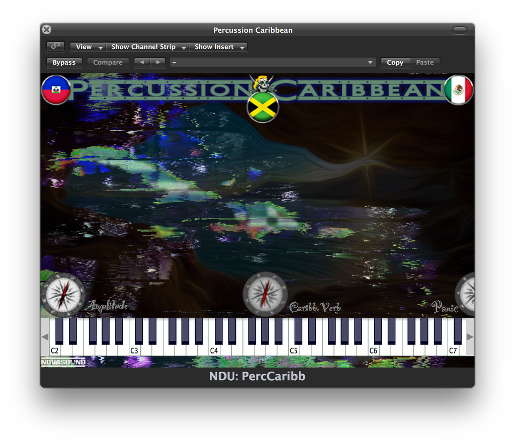 "Nova Sound releases ""Percussion Caribbean and ""Free Art"" Sound Kit"