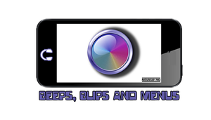 Beeps Blips and Menus - Button Sound FX