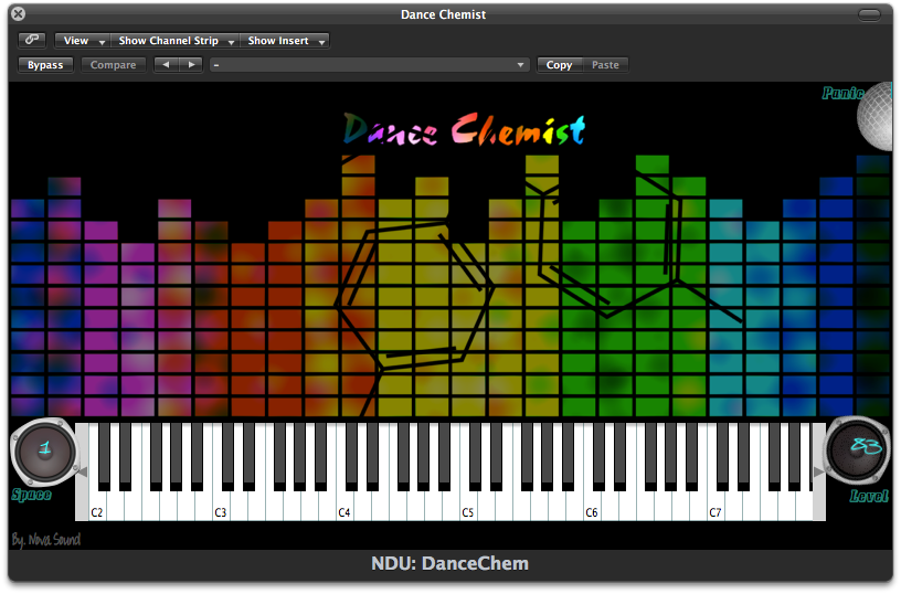 Nova Drum Unit: Dance Chemist