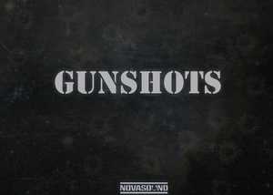 Gun Shots FX - Sound Kit
