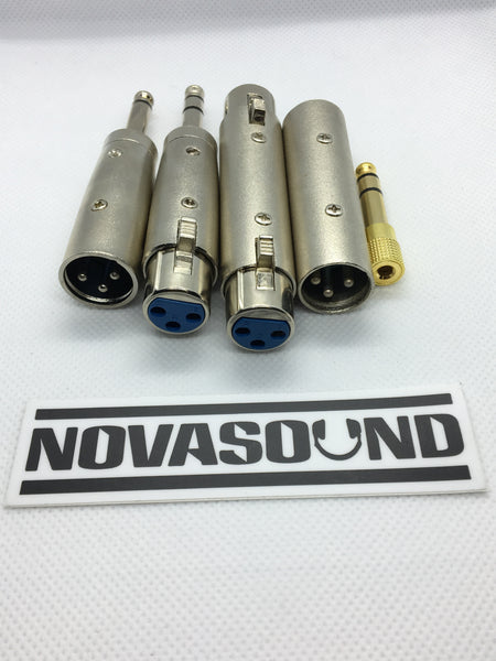 5 PC Audio Adaptors - Nova Sound