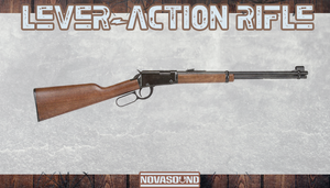 Lever-Action Rifle - Firearms  and Weapons FX
