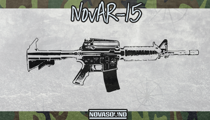 NovAR-15 - Rifle and Weapon FX