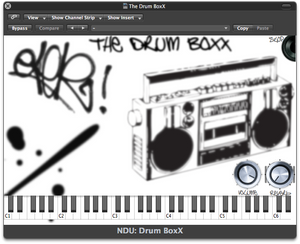 Nova Drum Unit: The Drum BoxX