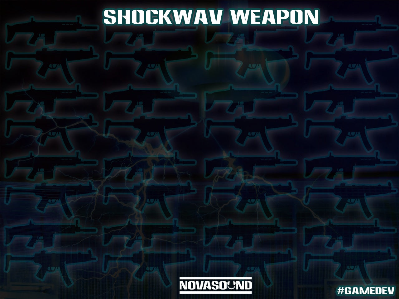 ShockWav Weapon - Gun Sound FX