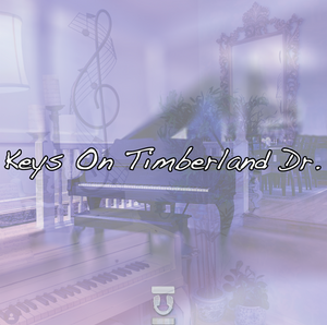 Keys On Timberland Drive - Synth Instrument