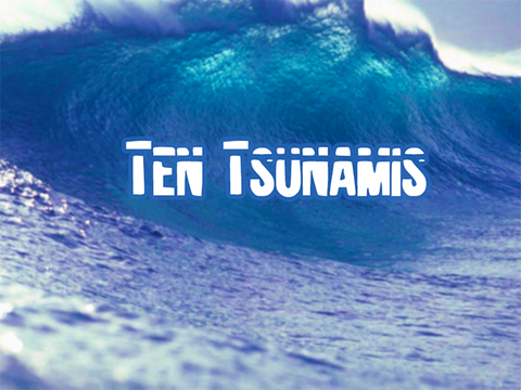 Ten Tsunamis - Epic Water FX