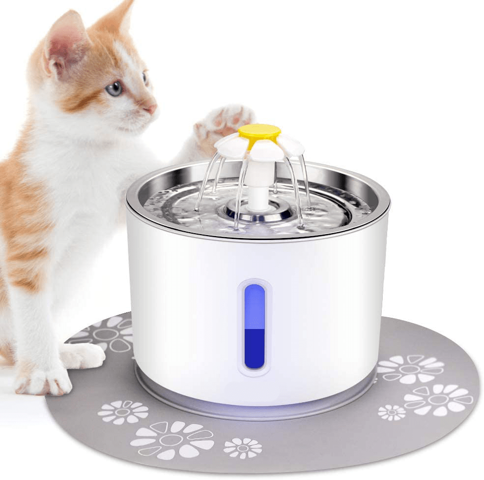 ChampionsPets™ Cat Water Fountain