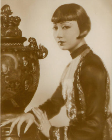 Anna May Wong fought for Asian representation in Hollywood - Fifth & Root