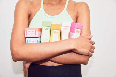 For dry skin make sure you're locking in moisture to enhance hydration - Fifth & Root