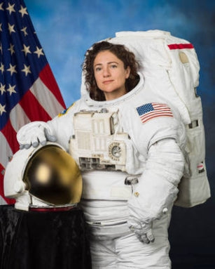 Jessica Meir was part of the first all-female space walk - Fifth & Root