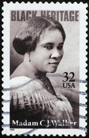 Madam C.J. Walker changed the game for black women and hair care - Fifth & Root