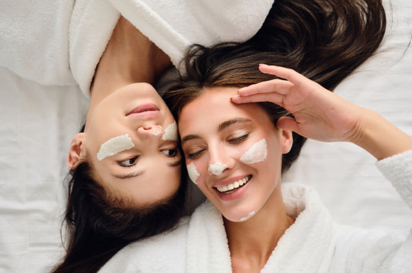 Physical and Chemical Exfoliants - Fifth & Root