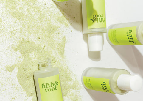 Shop Karmic Cleanse Gentle Exfoliating Cleanser - Fifth & Root