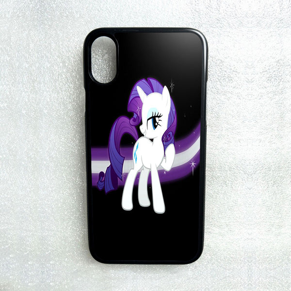 Rarity My Little Pony Friendship Phone Case fits iPhone Samsung LG Google etc