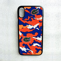 TREE CAMO UF FLORIDA GATORS PHONE CASE FOR IPHONE XS MAX XR 4 5 5C 6 7 8 PLUS