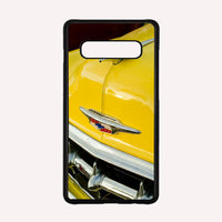 CADILLAC CAR LOGO YELLOW iPhone X  XS CaseCover
