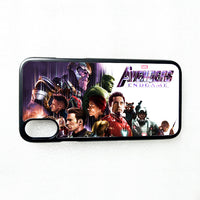 Avengers Endgame Iphone 4 4s 5 5s 5c SE 6 6s 7 8 X XS Max XR Plus Case 2