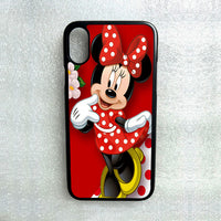 MICKEY MOUSE DISNEY PHONE CASE FOR SAMSUNG NOTE GALAXY S4 S5 S6 S7 S8 S9 S10 E +