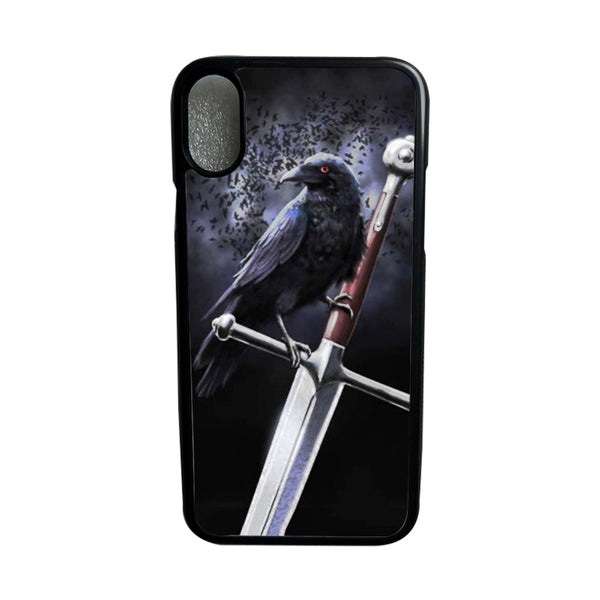 GAME OF THRONES CROW iPhone 55S 66S 7 8 Plus XXS Max XR Phone Case