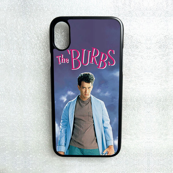 THE 'BURBS #1 iPhone 55SSE 66S 7 8 Plus XXS Max XR Case Phone Cover
