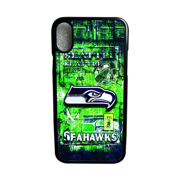 Seattle Seahawks Samsung Galaxy S4 5 6 7 8 9 10 E Edge Note 3 - 9 Plus Case 9