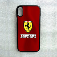 Hot Red 18Ferrari7 New Cover iPhone 7 8 X XR XS MAX Samsung Galaxy S8 9 10 Case