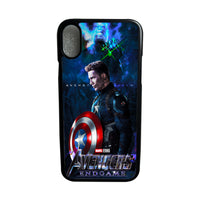 Captain America Avengers Case for iPhone 7 XR X XS Max 8 Plus Case iPhone 7 M191