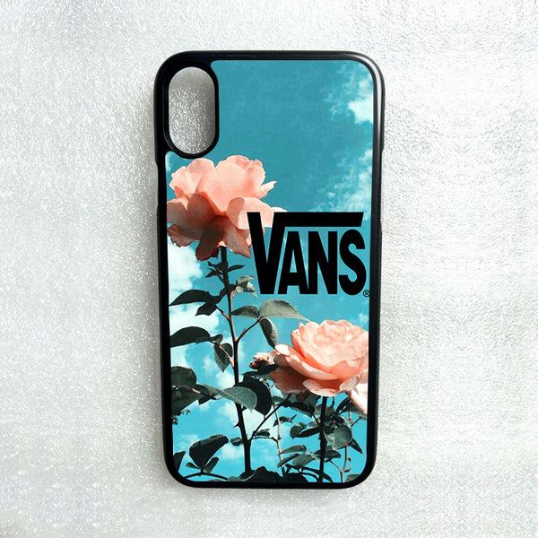 Hot Rose17Vans19New Cover iPhone 7 8 X XR XS MAX Samsung Galaxy S7 8 9 10 Case