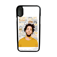 j cole quotes iphone xr case