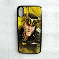 Thor Ragnarok Loki Iphone 4 4s 5 5s 5c SE 6 6s 7 8 X XS Max XR Plus Case Cover 1 dua