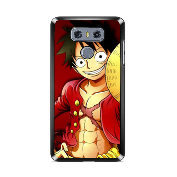 LG G5 Case LG G4 G3 Case Anime One Piece Luffy iPhone X Case