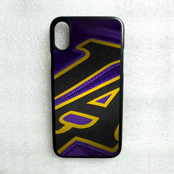 LOS ANGELES LAKERS PHONE CASE FOR SAMSUNG GALAXY NOTE 3 S4 5G 6 7 8 9 10E PLUS
