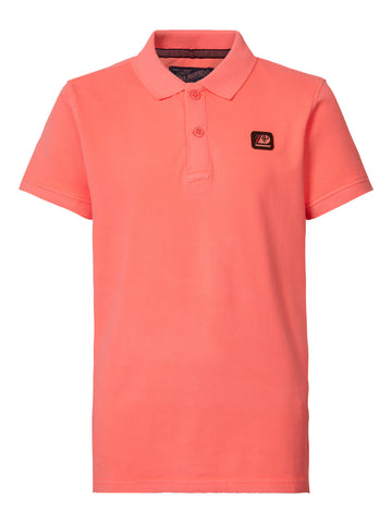 Petrol Industries - B-1010-POL922 Polo SS Coral