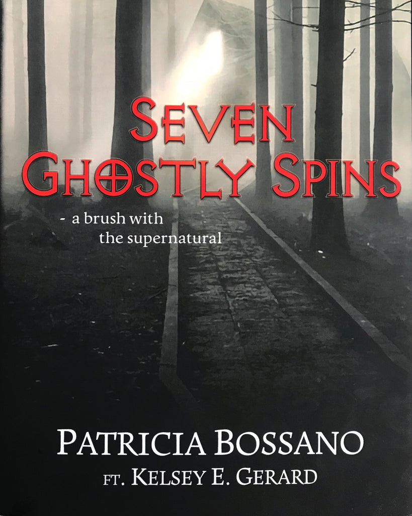 Seven Ghostly Spins - Book Launch