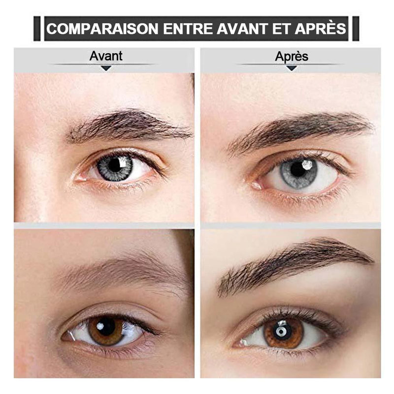 Épilateur de Sourcils Indolore