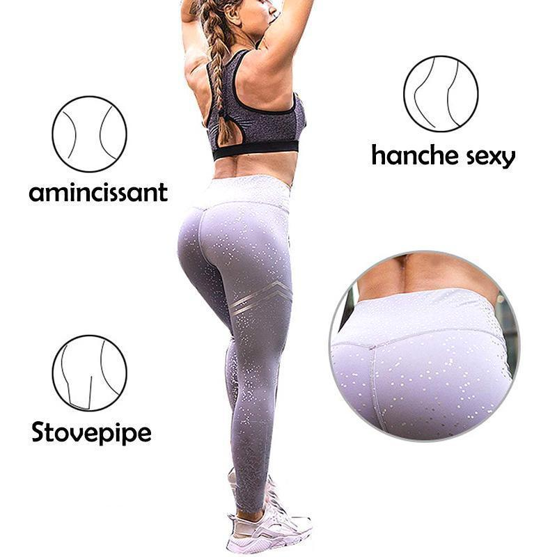 Leggings de Compression Anti-cellulite