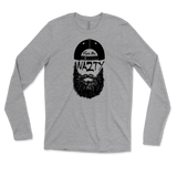 Fear The Chuck Nazty Beard Mens Ringpsun Long Sleeve