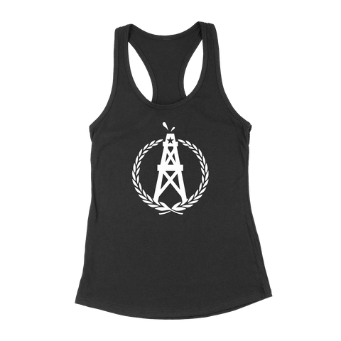 Official Paul Wall Oiler Mobb Womens Racerback Tank Top