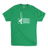 This Bartender Gives Good Head Adult Humor Mens Triblend T-Shirt