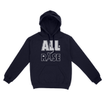 All Rise Baseball Pinstripes Unisex Pullover Hoodie