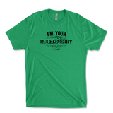 I'm Your Huckleberry Western Mens Triblend T-Shirt