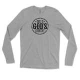 This Is God's Country Mens Ringpsun Long Sleeve