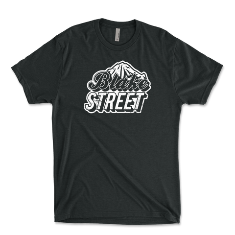 Vintage Blake Street Colorado Mens Triblend T-Shirt