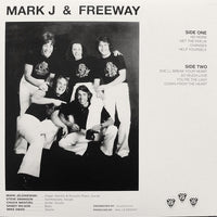 "MARK J & FREEWAY ""HELP YOURSELF"" PPU PRIVATE MODERN SOUL BOOGIE LP"