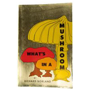 What's In A Mushroom--Part III 1976  by Richard Norland